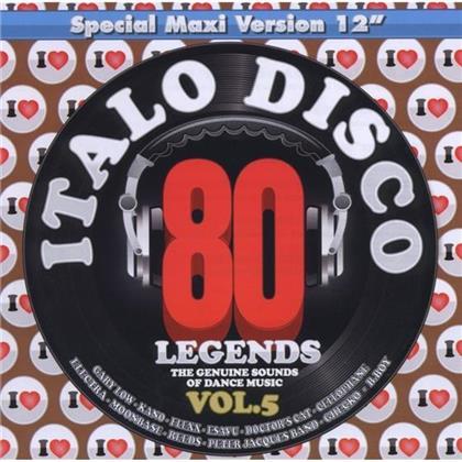 I Love Italo Disco Legends Vol. 5 - Various (2 CDs)