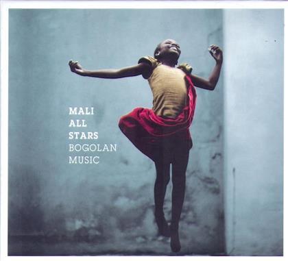 Mali All Stars - Bogolan Music (2 CDs + DVD)