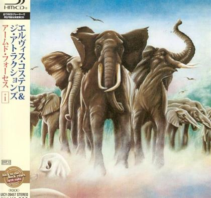 Elvis Costello - Armed Forces (Japan Edition)