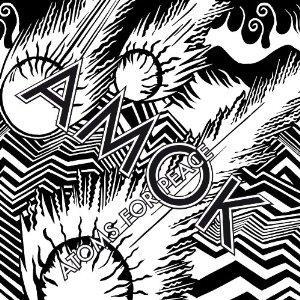 Atoms For Peace (Yorke/Flea/Waronker) - Amok (Japan Edition)