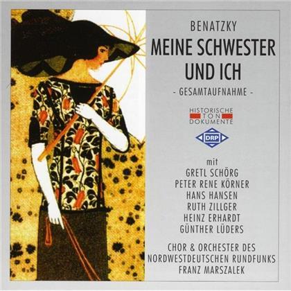Marszalek Franz / Schörg / Ndw Rfo & Ralph Benatzky - Meine Schwester Und Ich (2 CDs)