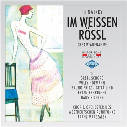 Marszalek Franz / Schörg / Hofmann / Wdr & Ralph Benatzky - Im Weissen Rössl (2 CDs)