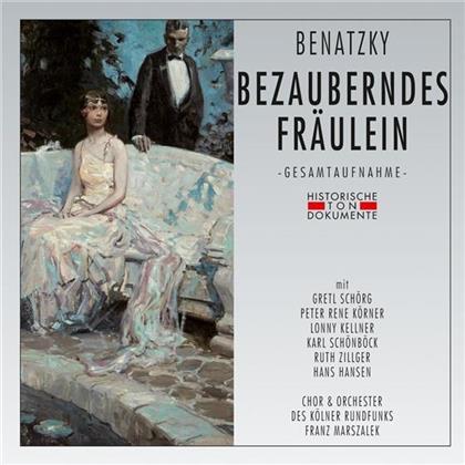 Marszalek Franz / Kölner Rfo & Chor & Ralph Benatzky - Bezauberndes Fräulein (2 CDs)