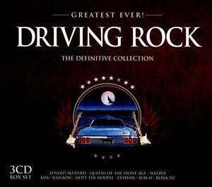 Greatest Ever Driving Rock (3 CDs)