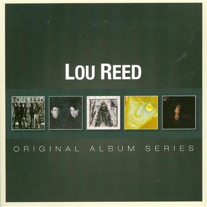 Lou Reed - Original Album Series (5 CDs)