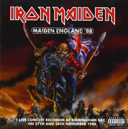 Iron Maiden - Maiden England '88 (2 CDs)
