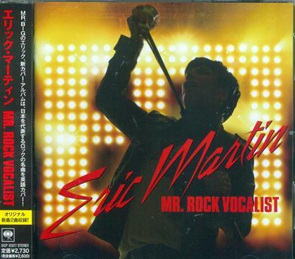 Eric Martin - Mr. Rock Vocalist