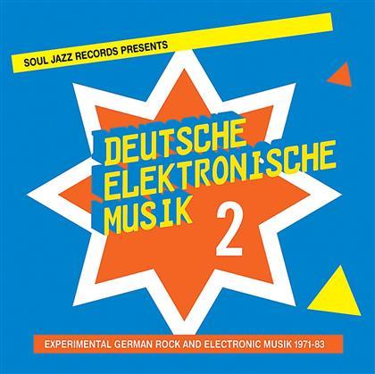 Deutsche Elektronische Musik - Various 2 (2 CDs)