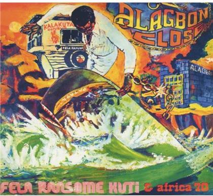 Fela Anikulapo Kuti - Alagbon Close/Why Black Man Dey Suffer (Remastered)