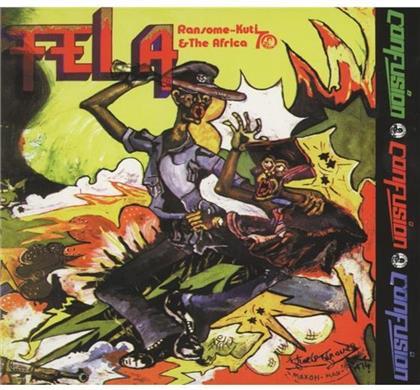 Fela Anikulapo Kuti - Confusion/Gentleman (Remastered)