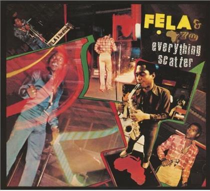 Fela Anikulapo Kuti - Everything Scatter/Noise For Vendor Mout (Remastered)