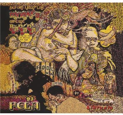 Fela Anikulapo Kuti - Monkey Banana/Excuse-O (Remastered)