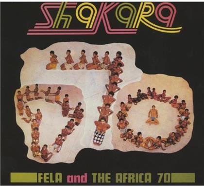 Fela Anikulapo Kuti - Shakara/London Scene (Remastered)