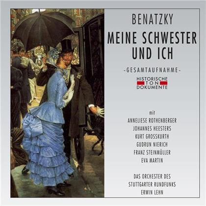 Lehn Erwin /Rothenberger/Stuttgarter Rfo & Ralph Benatzky - Meine Schwester Und Ich (2 CDs)