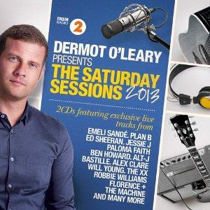 Dermot O'Leary Pres. Saturday Sessions - Various 2013 (2 CDs)