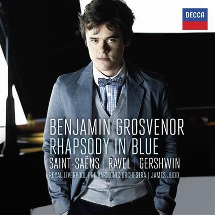 Benjamin Grosvenor & Saint-Saens / Ravel / Gershwin - Rhapsody In Blue / Piano Concert