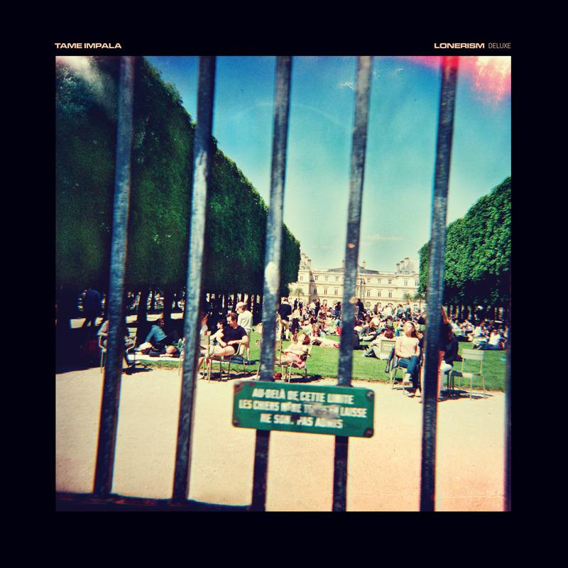 Tame Impala - Lonerism - Limited Deluxe Set (CD + 3 LPs)