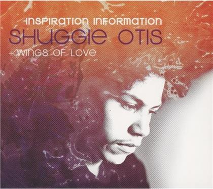 Shuggie Otis - Inspiration Information/Wings Of Love (2 CDs)