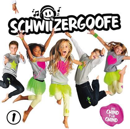 Schwiizergoofe - 1 (2 CDs)