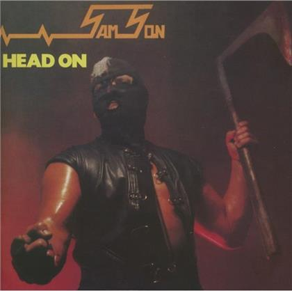 Samson - Head On - Bonustracks