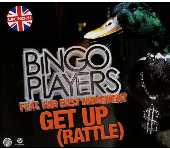 Get Up (Rattle) by Bingo Players Feat. Far East Movement - CeDe.com