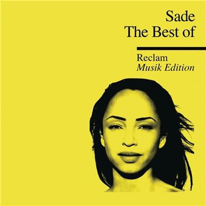 Sade - All Time Best (Reclam Musik Edition)