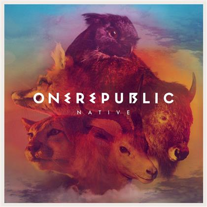 OneRepublic - Native - Deluxe Edition Digipack 17 Tracks