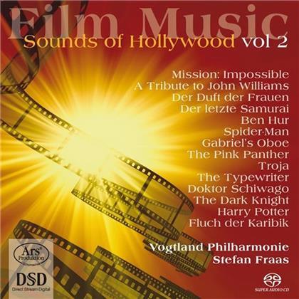 Vogtland Philharmonie - Sounds Of Hollywood Vol. 2 (SACD)