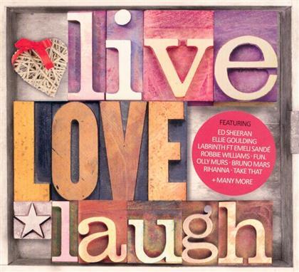 Live Love Laugh (3 CDs)