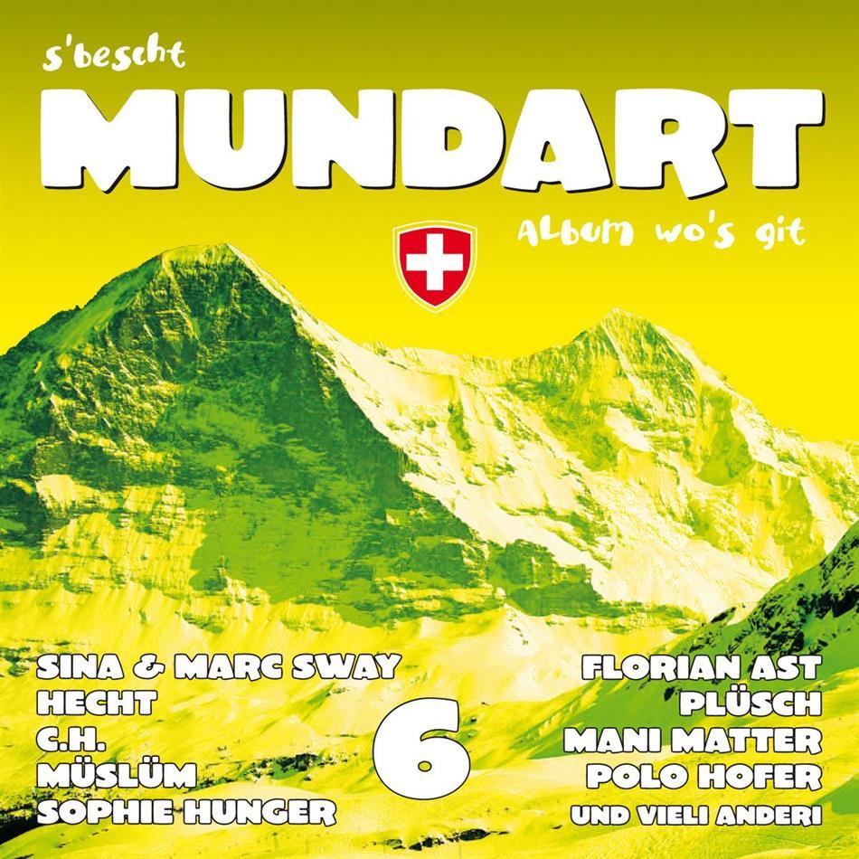 S'bescht Mundart Album Wo's Git - Various 6