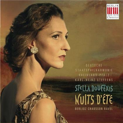 Stella Doufexis & Berlioz / Chausson / Ravel - Nuits D'ete