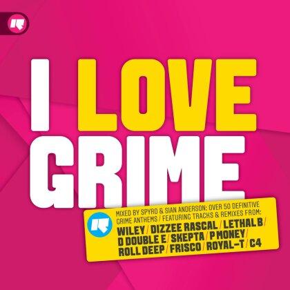 I Love Grime (2 CDs)