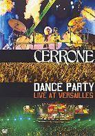 Cerrone - Dance Party - Live at Versailles (DVD + CD)