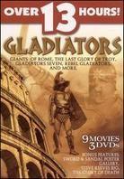Gladiators - (9 movies on 3 disc)