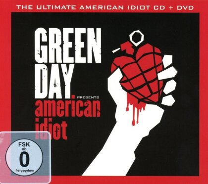 Green Day - American idiot - The ultimate critical review (DVD + CD)