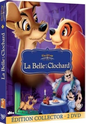 La belle et le clochard (1955) (Collector's Edition, 2 DVDs)