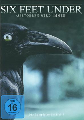 Six feet under - Staffel 4 (5 DVDs)