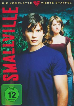 Smallville - Staffel 4 (6 DVDs)