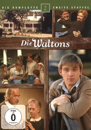 Die Waltons - Staffel 2 (7 DVDs)