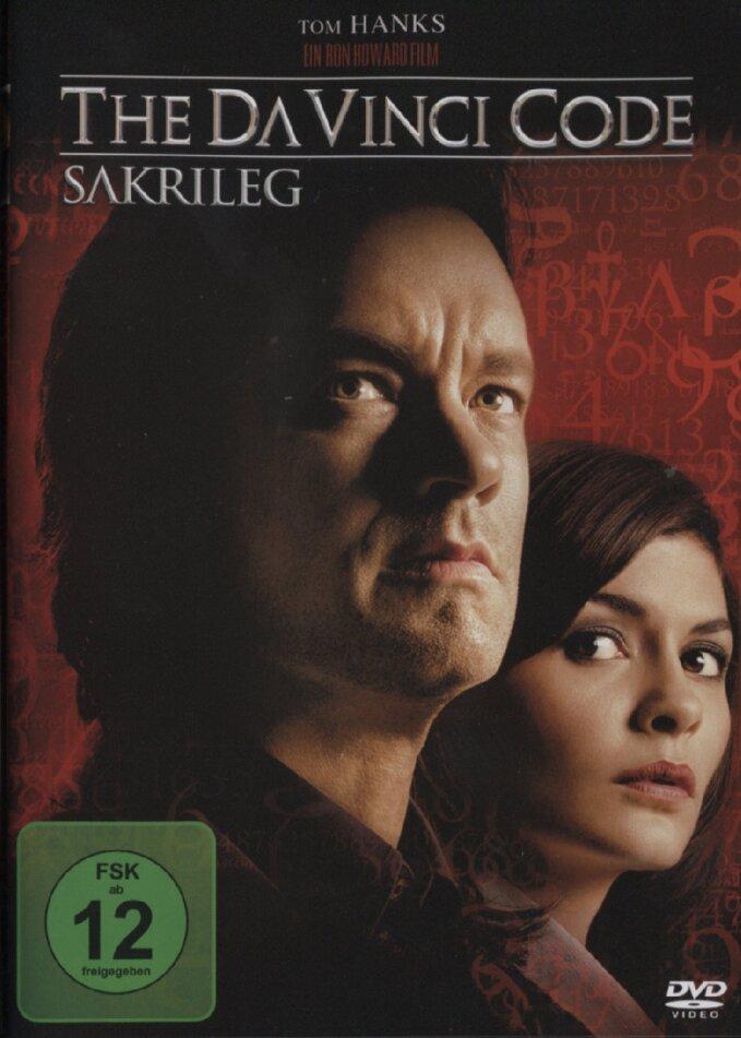 The Da Vinci Code - Sakrileg (2006) (Kinoversion)