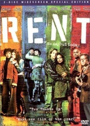 Rent (2005) (Collector's Edition, 2 DVDs)