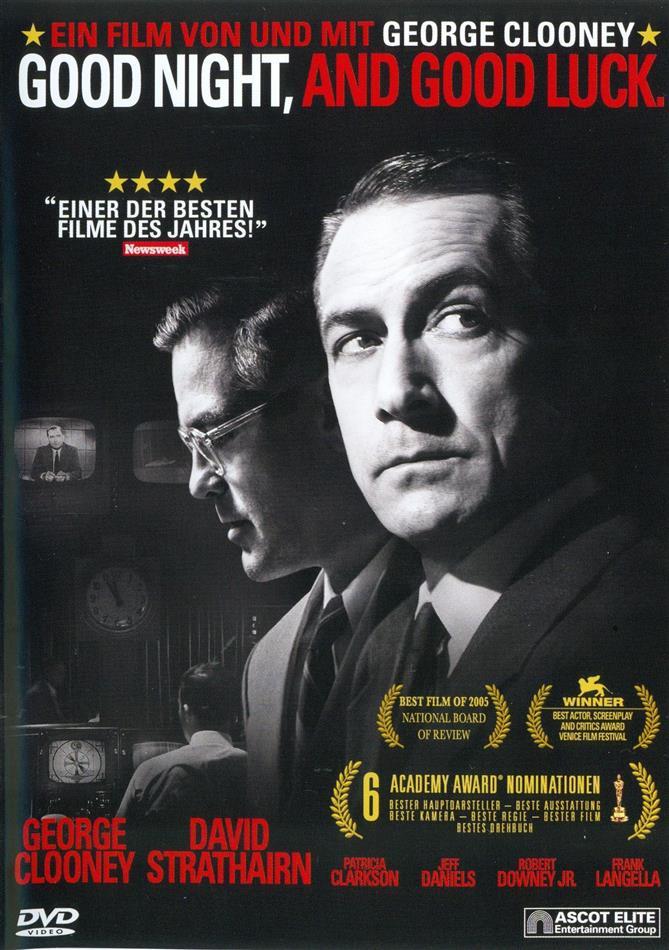 Good night, and good luck (2005) (n/b)