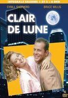 Clair de lune - Saisons 1 & 2 (6 DVDs)