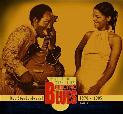 Electric Blues - Plug It In! Turn It Up! - Various 4 (1970-2005) Deutsch (3 CDs)