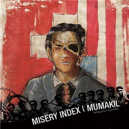Misery Index & Mumakil - Ruling Class Cancelles - Split