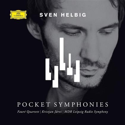 Sven Helbig, Kristjan Järvi, Faure Quartett & Sven Helbig - Pocket Symphonies