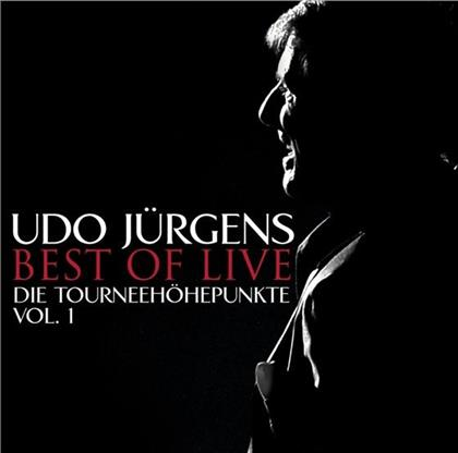 Udo Jürgens - Best Of Live - Die Tourneehöhepunkte Vol. 1 (2 CDs)
