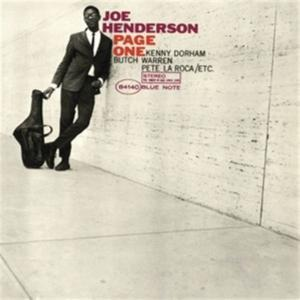 Joe Henderson - Page One (SACD)