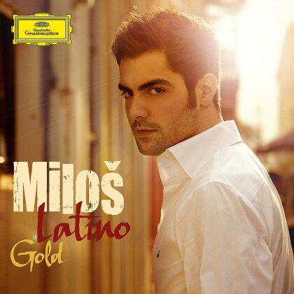 Milos Karadaglic & --- - Latino Gold (CD + DVD)