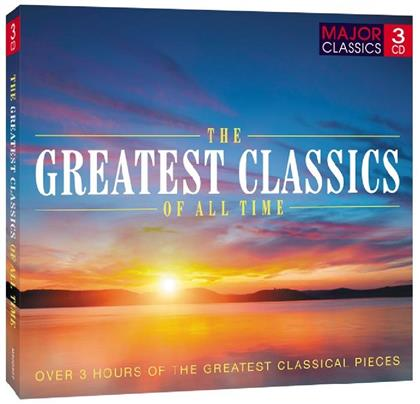 Various - Greatest Classics Of All Time (3 CDs)